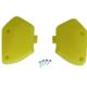 accessori moto slider gomito giallo fluo