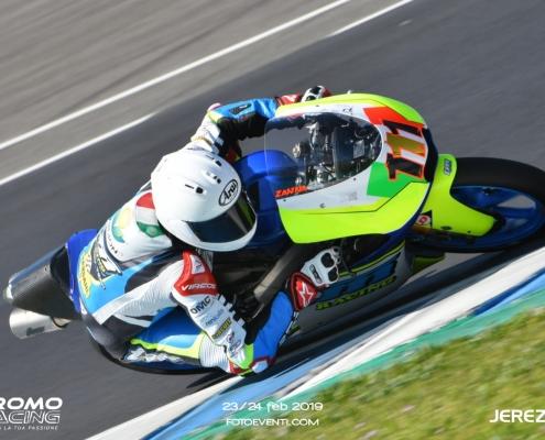 CEV e Supersport 300 con le tute moto Vircos-ZANNONI